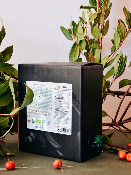 AOVE Ecológico Bag in Box Oleazara