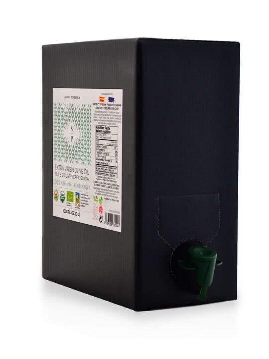 AOVE Ecológico Bag in Box Oleazara con grifo