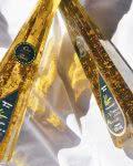 AOVE Premium Medina Albaida con oro comestible Oleazara