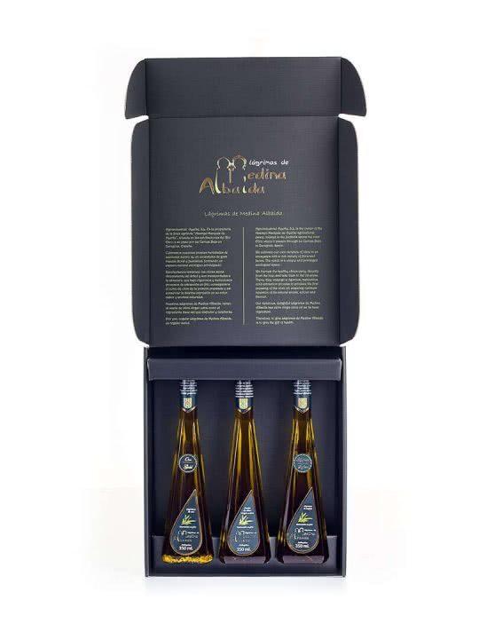 Pack AOVE Premium Medina Albaida Oleazara