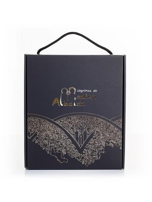 Pack AOVE Premium Medina Albaida Oleazara estuche
