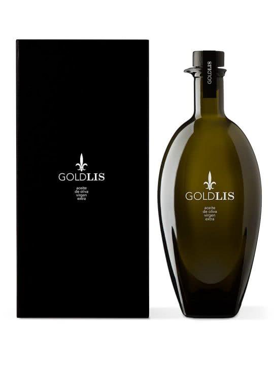 AOVE Premium GOLDLIS Arbequina y Arbosana con estuche