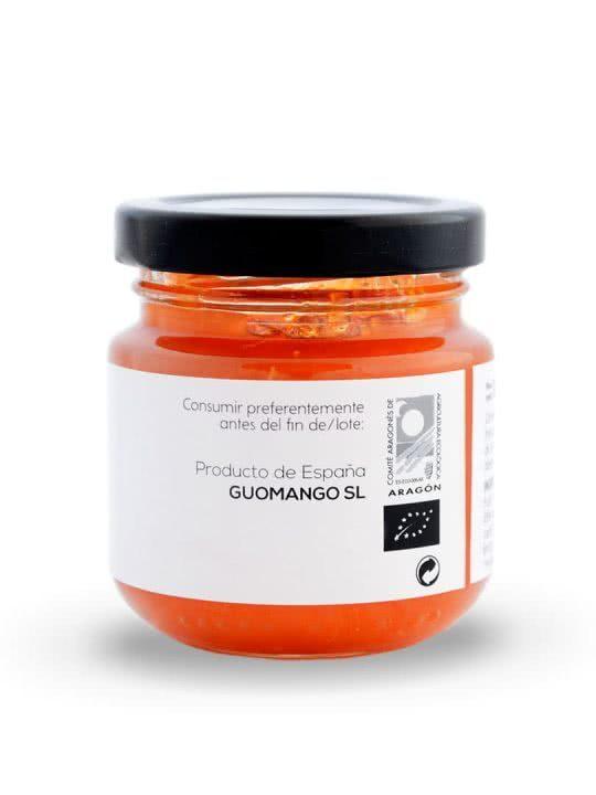Mermelada de Naranja con Calabaza ECO Oleazara